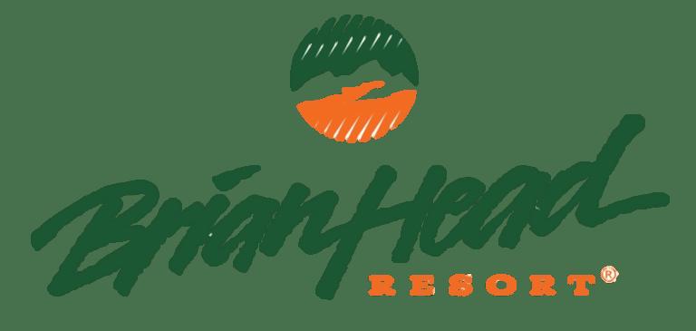 Brian Head Logo - Green